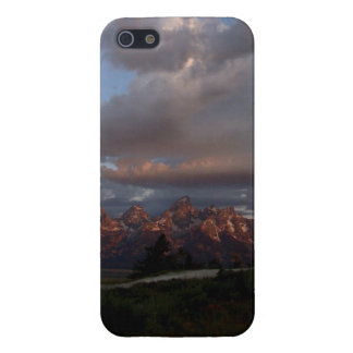 Teton cloud iPhone 5 cases