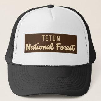 Teton National Forest Trucker Hat
