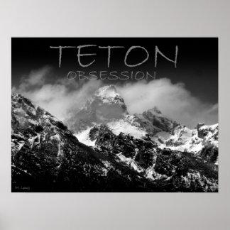Teton Poster