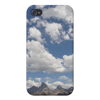 Teton sky iPhone 4/4S covers