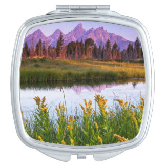 Teton Sunrise Vanity Mirror
