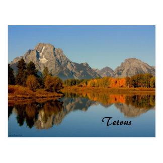 Tetons Postcard