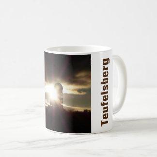 Teufelsberg 03.2, BERLIN Coffee Mug
