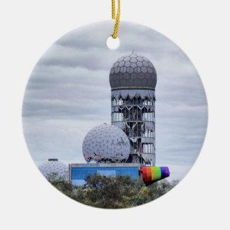 Teufelsberg, BERLIN Ceramic Ornament