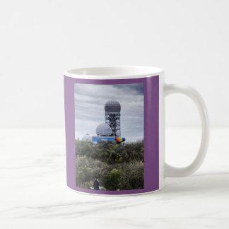 Teufelsberg, BERLIN Coffee Mug
