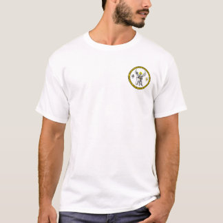 Teutonic Knight Guardian Angel Seal Shirt