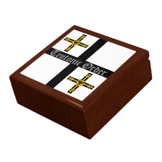 Teutonic Order gift box