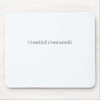 Tex Style enured Mouse Pad