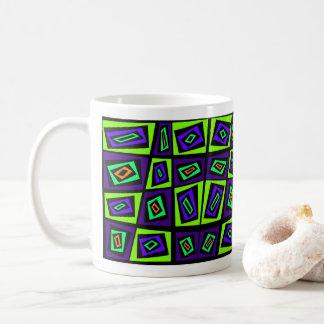 Tex-Tile Design by Blaise Gauba Artist Coffee Mug
