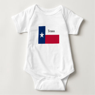 Texan baby body suit sleeper baby bodysuit