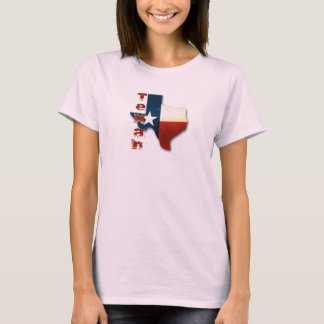 Texan - Born and Bred T-Shirt