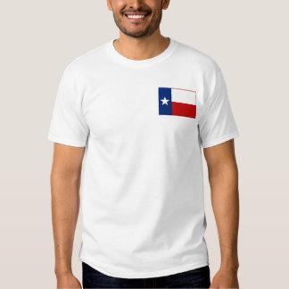 Texan Flag + Map T-Shirt