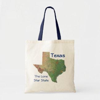 Texan Map Bag