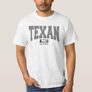TEXAN: We Are Family Tshirts