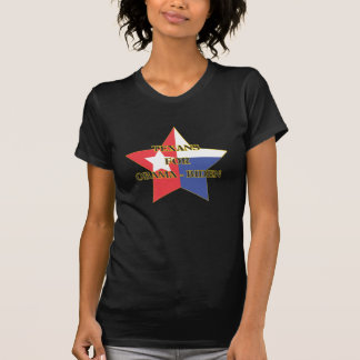 Texans for Obama - Biden T-Shirt