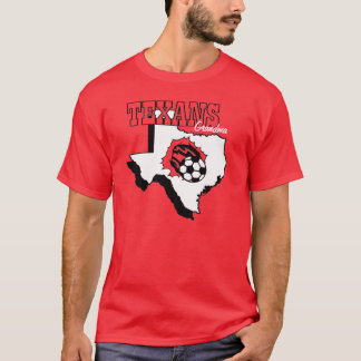 Texans Mom  Soccer Tee