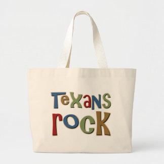 Texans Rock Canvas Bag