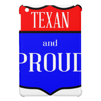 Texas And Proud iPad Mini Case