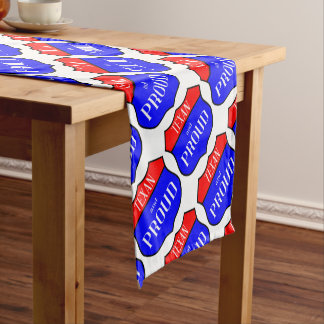 Texas And Proud Short Table Runner
