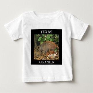 Texas Armadillo Baby T-Shirt