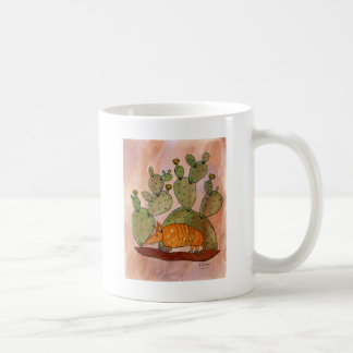 Texas Armadillo Coffee Mugs