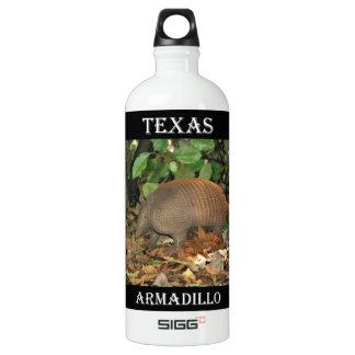 Texas Armadillo Water Bottle