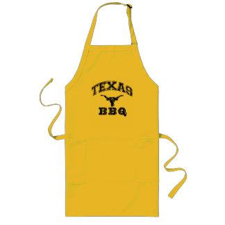 """Texas BBQ Grill Kitchen Apron 30"""""""