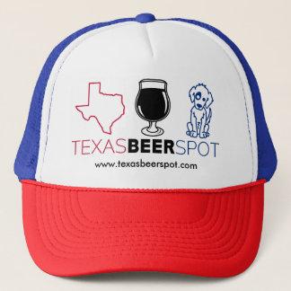 Texas Beer Spot Trucker Hat