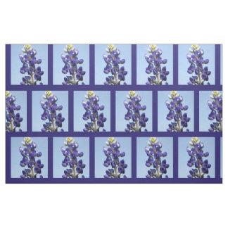 Texas Bluebonnet Fabric
