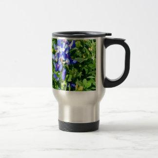 TEXAS BlueBonnet Coffee Mugs