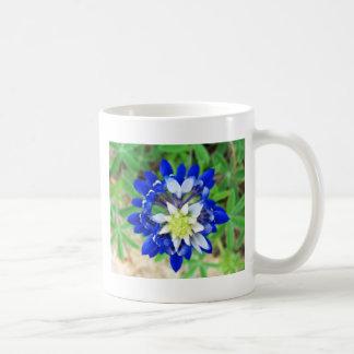 Texas Bluebonnet Top View Mug