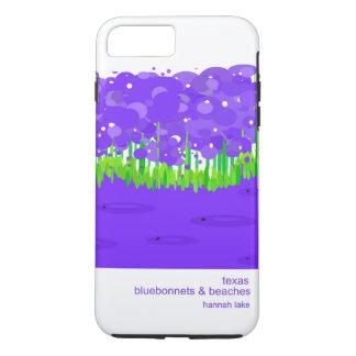 Texas Bluebonnets & Beaches iPhone 7 Plus Case