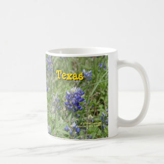 Texas Bluebonnets Coffee Mug