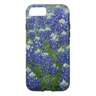 Texas Bluebonnets Field Photo iPhone 7 Case