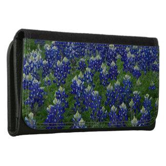 Texas Bluebonnets Field Photo Wallets For Women