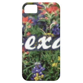 Texas Bluebonnets Paintbrushes Barely There iPhone 5 Case