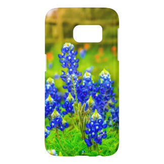 Texas Bluebonnets Samsung Cases