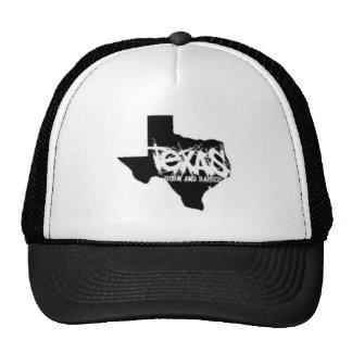 Texas Born and Raised Hat! Cap