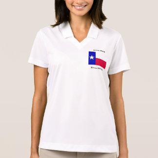 Texas Born Texas PROUD Polo Shirt