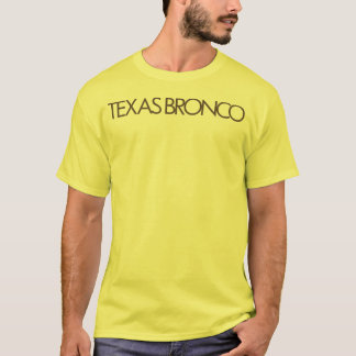 Texas Bronco T-Shirt