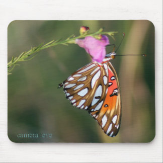 Texas Butterfly Mouse Pad