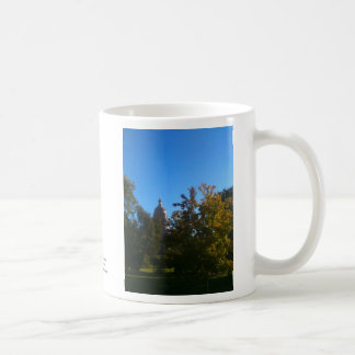 Texas Capitol with Trees Mug