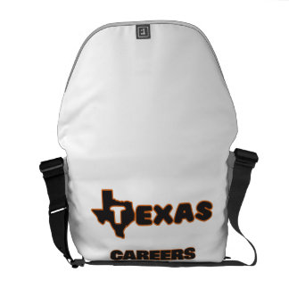Texas Careers Consultant Messenger Bag