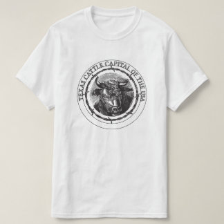 Texas Cattle Capital of the USA shirt