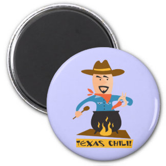 Texas Chili Magnet