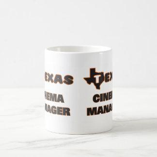 Texas Cinema Manager Basic White Mug