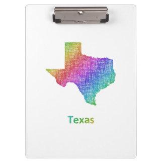 Texas Clipboard