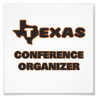 Texas Conference Organizer Photo Print