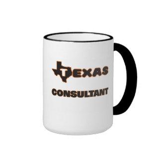 Texas Consultant Ringer Coffee Mug