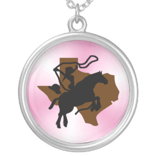Texas Cowgirl Necklace